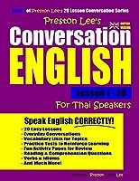 Preston Lee's Conversation English For Thai Speakers Lesson 1 - 20 (British Version)
