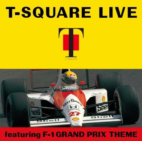T-SQUARE LIVE featuring F-1 GR...