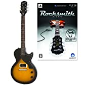 "Epiphone Les Paul Junior w/Cream Pickup Ring (VS) +PS3版""Rocksmith(ロックスミス)"" SPECIAL SET"