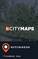 City Maps Hutchinson Kansas, USA