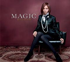 愛内里菜「MAGIC」のCDジャケット