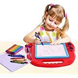 Wishtime Doodle Sketch Learning Toy Erasable Colorful Large Size Magnetic Drawing Board