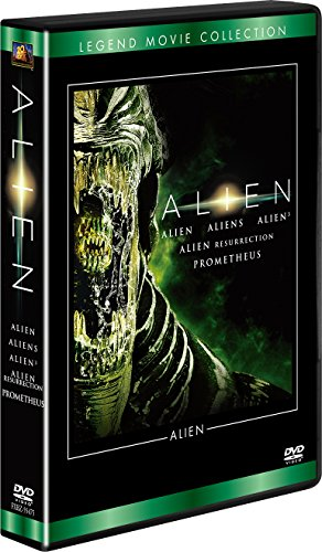【Amazon.co.jp限定】エイリアン DVDコレクション(5枚組)(Amazon ロゴケース付)