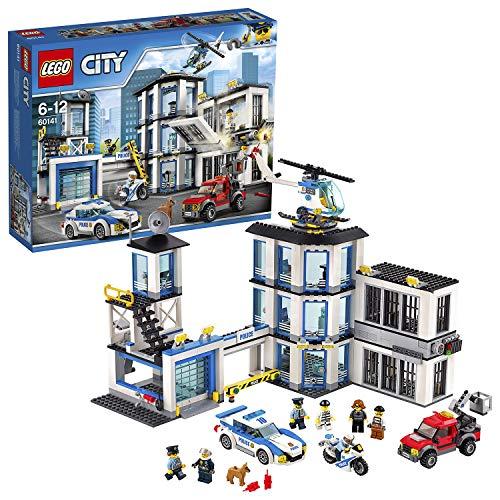レゴ (LEGO) シティ レゴ®シティ ポリスステーション 60141 ブロック おもちゃ