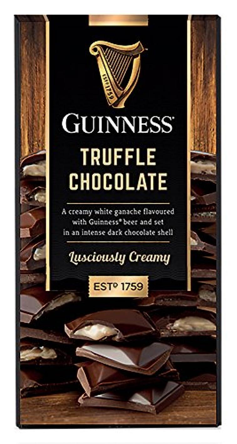 私たち自身受粉者何よりもGuinness barre de chocolat noir et truffe de luxe de 90g