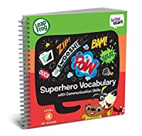 LeapFrog LeapStart 1st Grade Activity Book: Superhero Vocabulary and Communication Skills [並行輸入品]