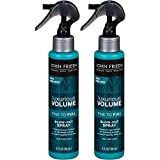 John Frieda Luxurious Volume Fine to Full Blow Out Spray, 4 Fluid Ounce (Pack of 2)