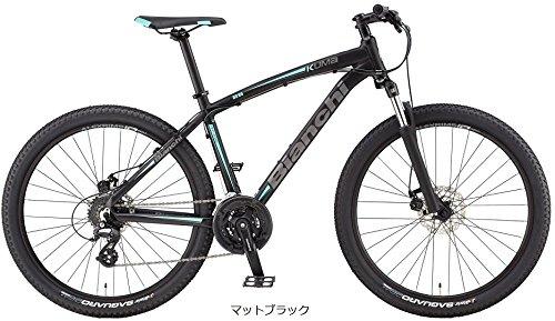 Bianchi/ビアンキ Kuma 26 2017年モデル (マットブラック, 43)
