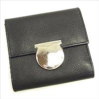 サルヴァトーレ フェラガモ Ferragamo 三つ折り財布 財布 レディース ガンチーニ 中古 T1357