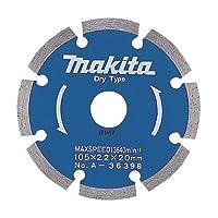 マキタ(Makita)  ダイヤモンドホイール 外径105mm 石材用フラット A-36398
