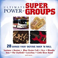 Ultimate Power of Supergroups by Various Artists (2002-06-25)