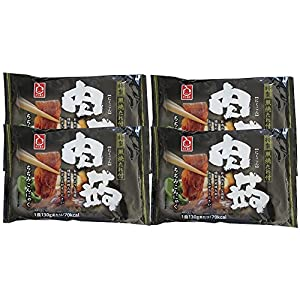 高章食品 肉蒟ちぢみこんにゃく (タレ付) 100g×4個