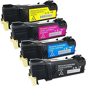 【重合トナーパウダー採用】 NEC 用 PR-L5700C 互換トナー 【大容量サイズ4色セット】 ISO14001/ISO9001認証工場生産商品 1年保証 インクのチップスオリジナル 対応機種: MultiWriter 5700C / MultiWriter 5750C