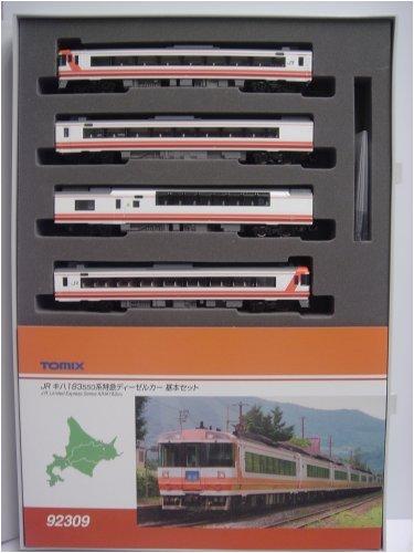 TOMIX Nゲージ 92309 キハ183-550系基本セット (4両)