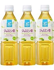 [Amazonブランド]Happy Belly ジャスミン茶 500ml×3本