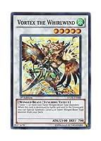 遊戯王 英語版 STOR-EN000 Vortex the Whirlwind 旋風のボルテクス (スーパーレア) 1st Edition