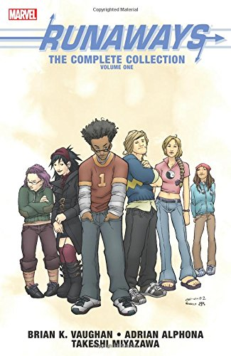 Runaways: The Complete Collection Volume 1 Brian K. Vaughan Marvel