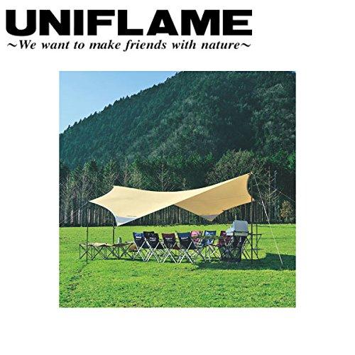 UNIFLAME REVOタープ 600