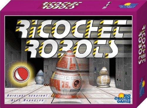ハイパーロボット (Ricochet Robots) ボードゲーム
