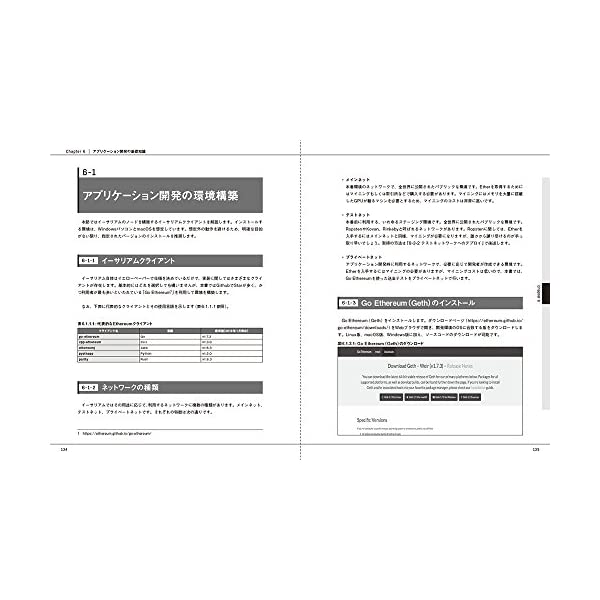 ブロックチェーンアプリケーション開発の教科書の紹介画像9