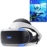 PlayStation VR PlayStation Camera 同梱版+PlayStation VR WORLDS (VR専用)