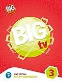 Big TV 3 Workbook (Big English)