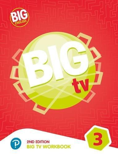 Big TV 3 Workbook (Big English...