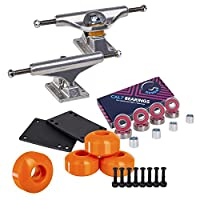 Cal 7スケートボードコンボ、Independent Trucks with ABEC 752mmホイール