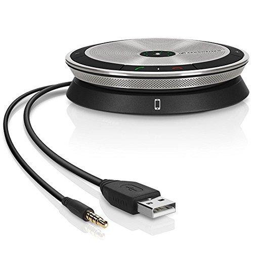 ゼンハイザー USB & 3.5mm4極接続 スピーカーフォン SP20 ML 506050 [並行輸入品]