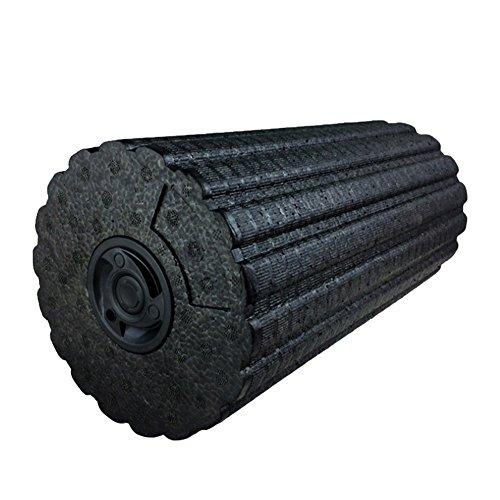 Bodyrox: REFRESH - フォームローラー とバッグセット (foam roller) プロにも効果的なスポーツトレーニング マッサージ 筋肉痛を改善, 姿勢改善, ヨガ, ストレッチ, 筋膜リリース腰痛, 肩コリ, グリッド, Trigger point roller
