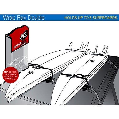 CREATURES / クリエーチャーズ SOFT RACKS ソフトラック ダブル /キャリア サーフィンカー用品サーフボード