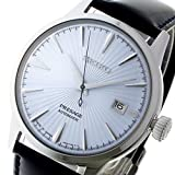 セイコー SEIKO プレサージュ PRESAGE 自動巻き メンズ 腕時計 SRPB43J1 シルバー 腕時計 海外インポート品 セイコー[逆輸入] mirai1-545542-ah [並行輸入品] [簡素パッケージ品]