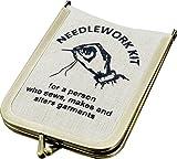 現代百貨 ミニソーイングセット NEEDLEEORK K755