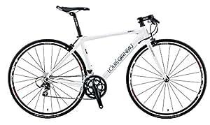 LOUIS GARNEAU(ルイガノ) LOUIS GARNEAU(ルイガノ) LGS-RSR1 2015年モデル フラットバーロードバイク ホワイト/500mm 15LG-R1-03