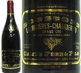 [Cumus Pere & Fils] カミュ・ペール・エ・フィス、 ラトリシエール・シャンベルタン 2003 グラン・クリュ(赤)