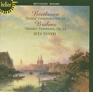 Eroice Variations / Handel Variations