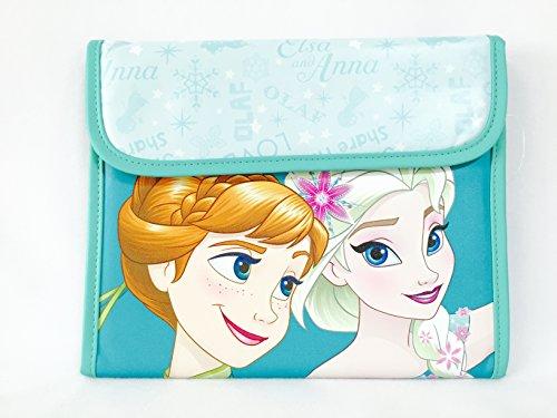 アナと雪の女王 エルサ 母子手帳ケース ジャバラ マルチケー...