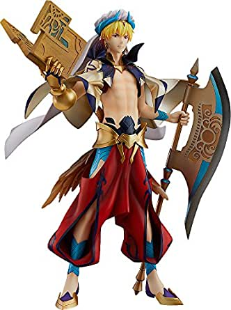 Fate/Grand Order キャスター/ギルガメッシュ 1/8スケール ABS&PVC製 塗装済み完成品フィギュア