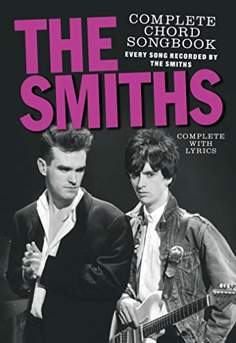 The Smiths Complete Chord Song...