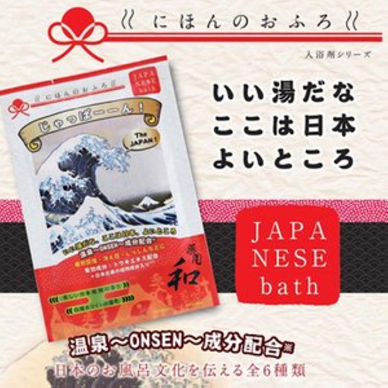 私の宣言するボイラー日本のお風呂 全部ためせる6種類セット 入浴剤 福袋/入浴剤福袋