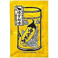 八幡屋礒五郎 七味唐辛子 袋入(ゆず入り)