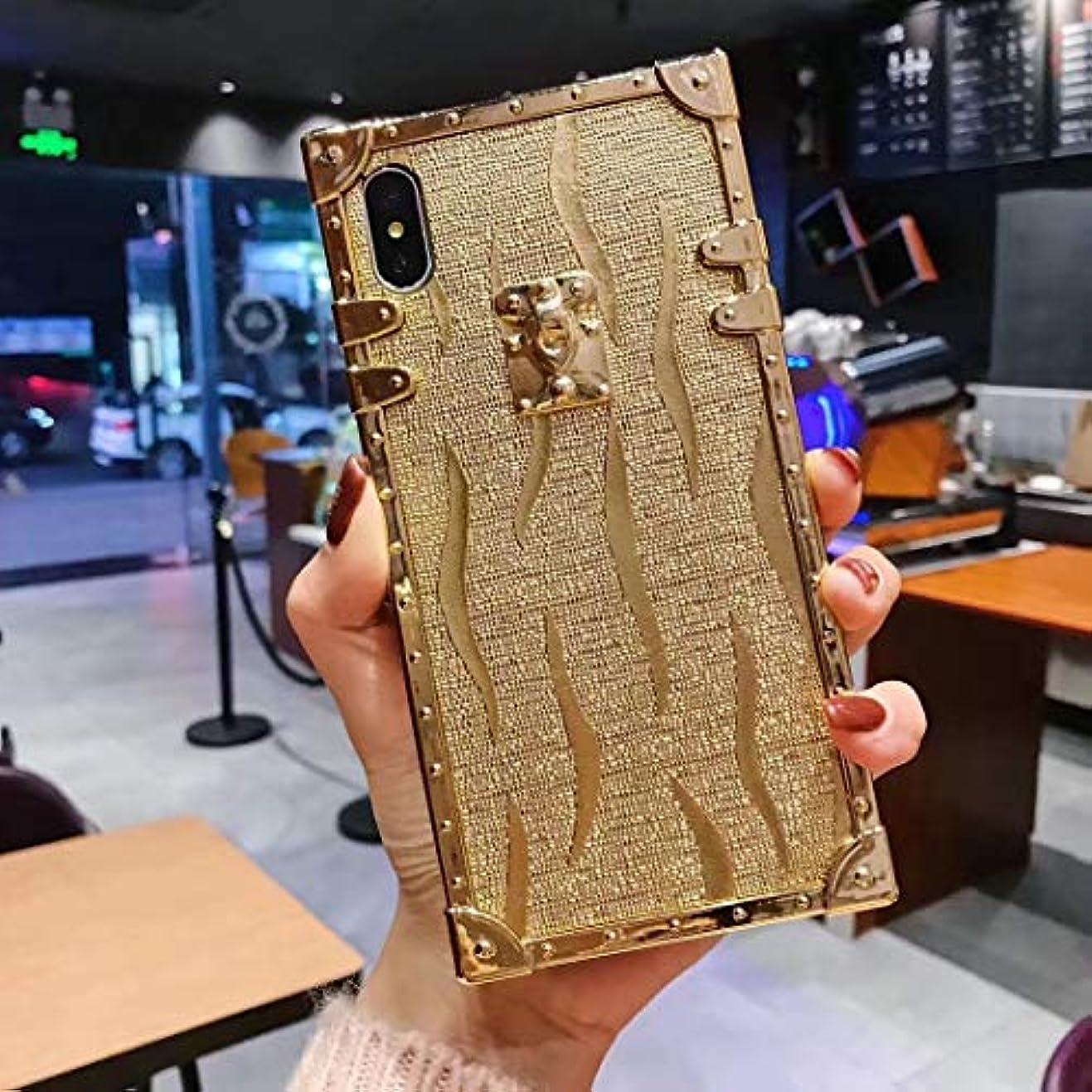 ゆるい成熟クライアントiPhone X ケース iPhone XS ケース iPhone XS Maxケース[ 薄型 軽量 ] [ Qi 充電 対応 ] [ レンズ保護 衝撃 吸収 ] [ 一体感 ボタン保護 ][傷つけ防止][滑り止め]欧米のゴールデンスクエア携帯ケース