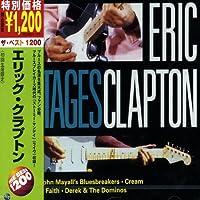 THE BEST 1200 エリック・クラプトン