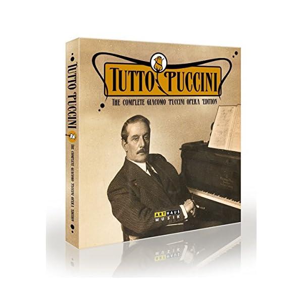 Tutto Puccini-Comp Giaco...の商品画像