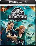 【Amazon.co.jp限定】ジュラシック・ワールド/炎の王国 4K ULTRA HD+ブルーレイセット(特典映像ディスク付き) [Blu-ray]