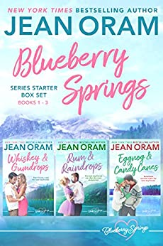 Blueberry Springs: Series Starter Box Set (Books 1-3) by [Oram, Jean]