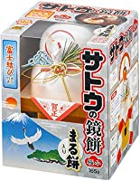 サトウ食品 サトウのサッと鏡餅 まる餅入り極小 165g(16個入×1ケース)