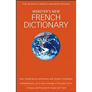 Webster's New French Dictionary, Target Custom