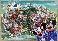 非売品 ポストカード ディズニー リゾート ミッキー ミニー