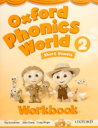 『Oxford Phonics World: Level 2: Workbook』のトップ画像